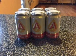 Beer Austin Beerworks Peacemaker
